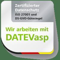 zertifizierter datenschutz